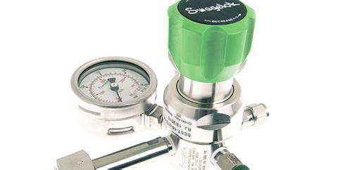 Swagelok Gase- und Druckreglert-Training