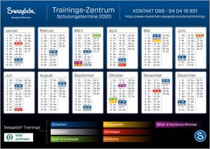 Swagelok Trainings-Zentrum Schulungstermine