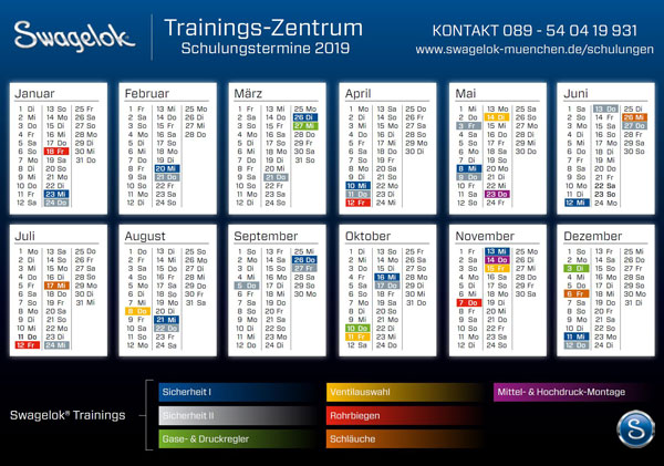 Trainings-Zentrum-Termine-2019